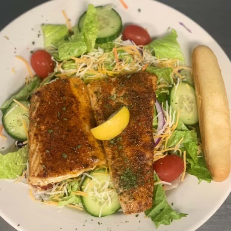 Mahi Salad