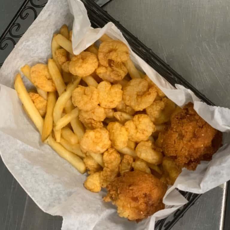 Kids' Popcorn Shrimp