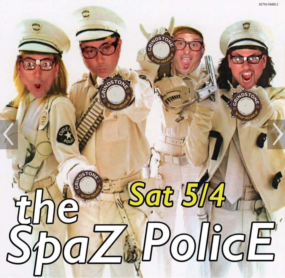 Spazmatics Saturday September 21st