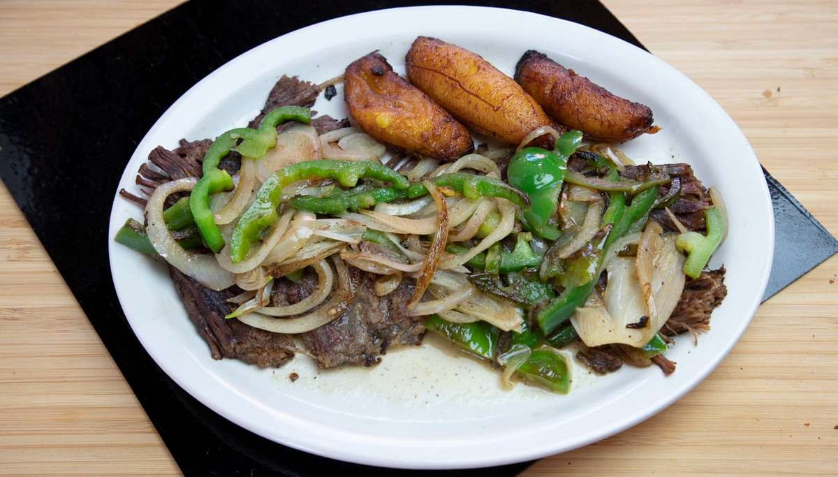 21. Vaca Frita - Grilled Flank Steak