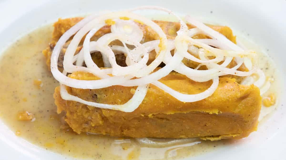 Tamales - Corn made Tamales (2)