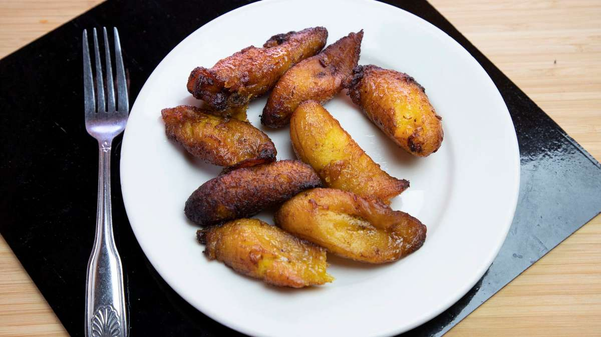 Plantanos Maduros - Sweet Fried Plantains