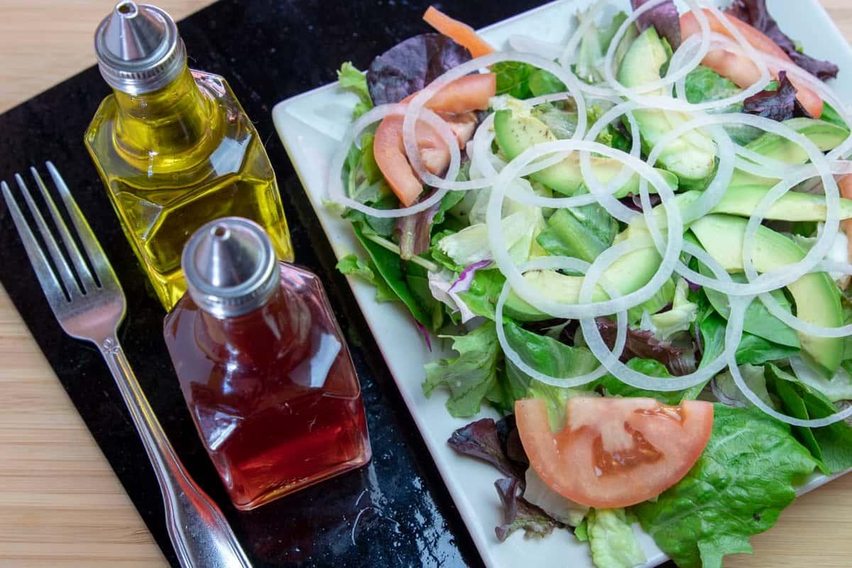 Ensalada mixta - Mixed Salad