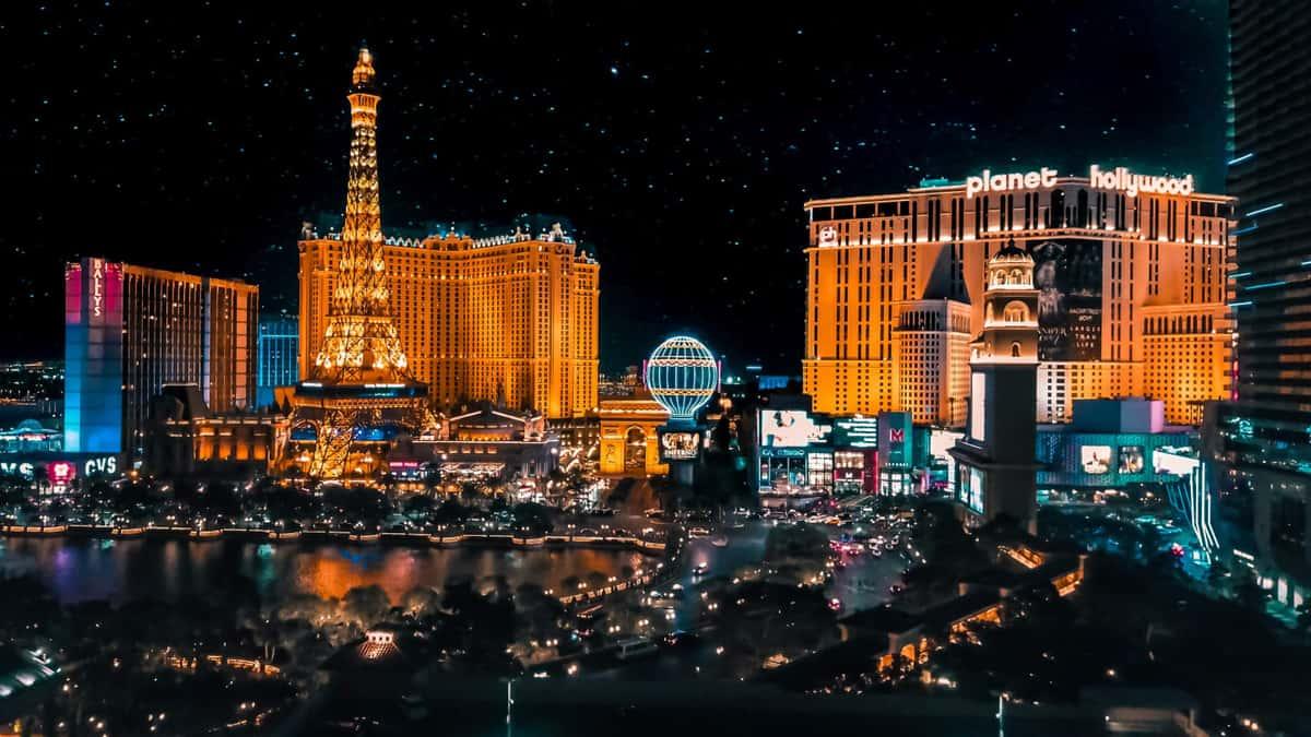 Vegas League - Tuesdays at 9:15pm