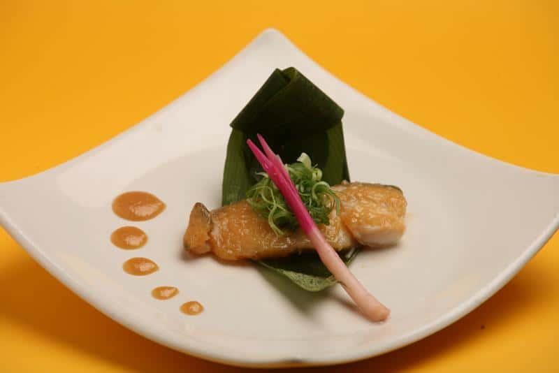 Butter Fish Miso Yaki
