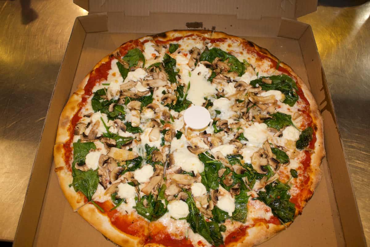 "10"" Pronto Pizza"
