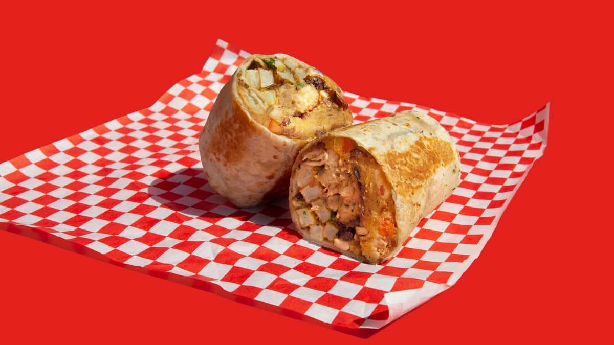 Chicken N Chips Wrap