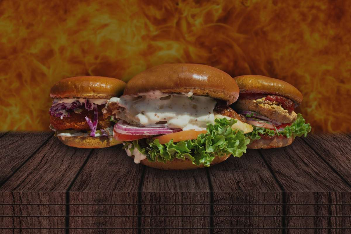 Truffle Chicken Sandwich
