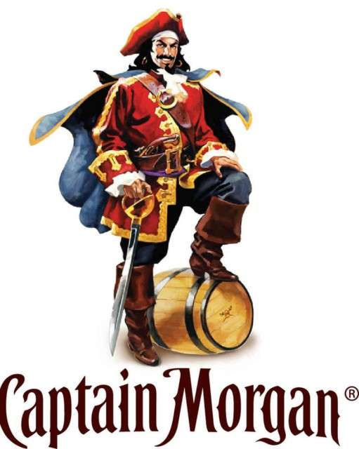 Rum- Captain Morgan