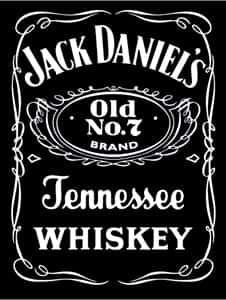 Whiskey- Jack Daniel's