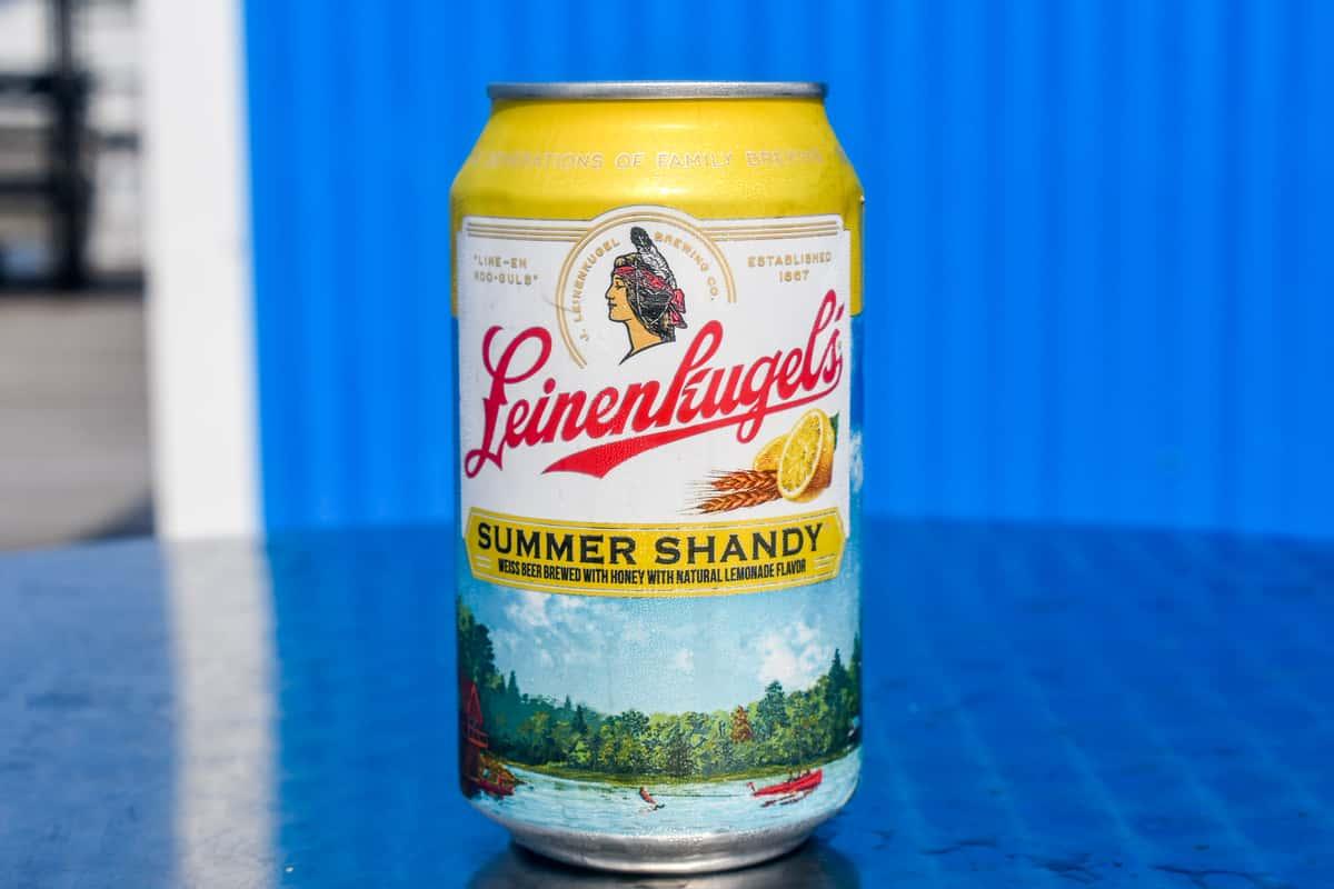 12oz Can- Leinenkugal Summer Shandy