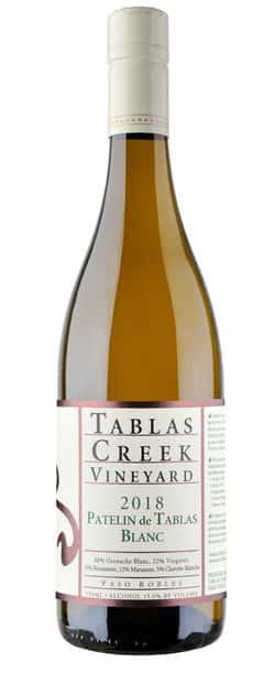 The Tablas Creek Vineyard Patelin de Tablas Blanc ~ Paso Robles, CA