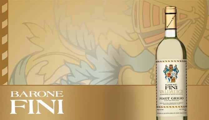 Barone Fini Pinot Grigio ~ Italy