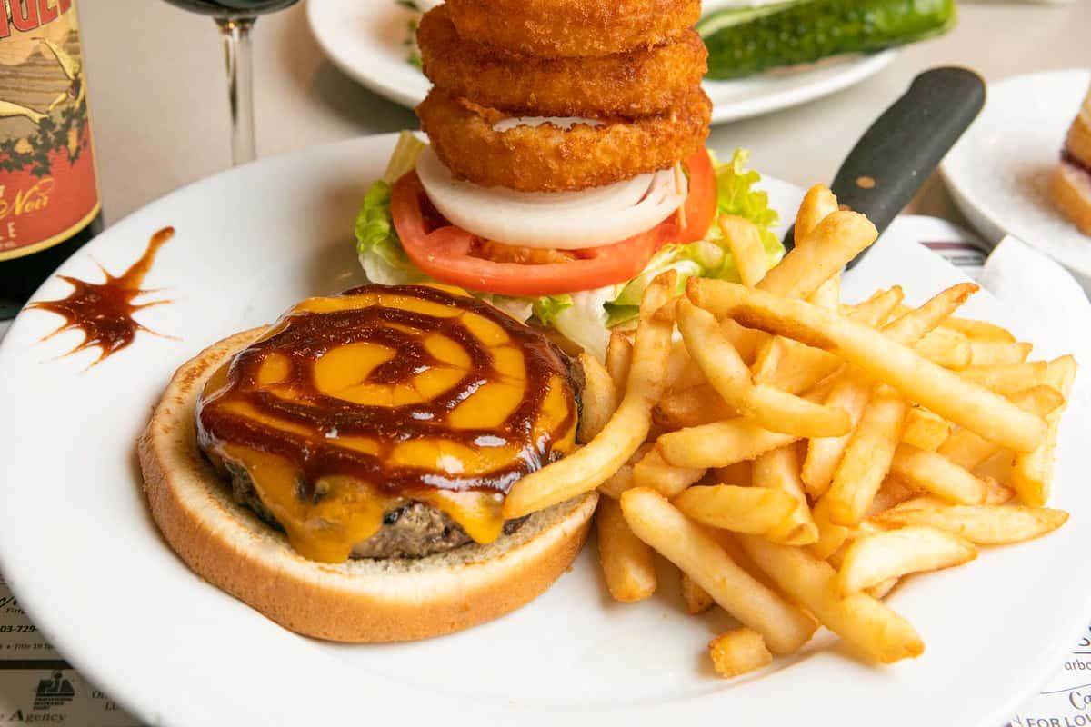 Bethany Burger