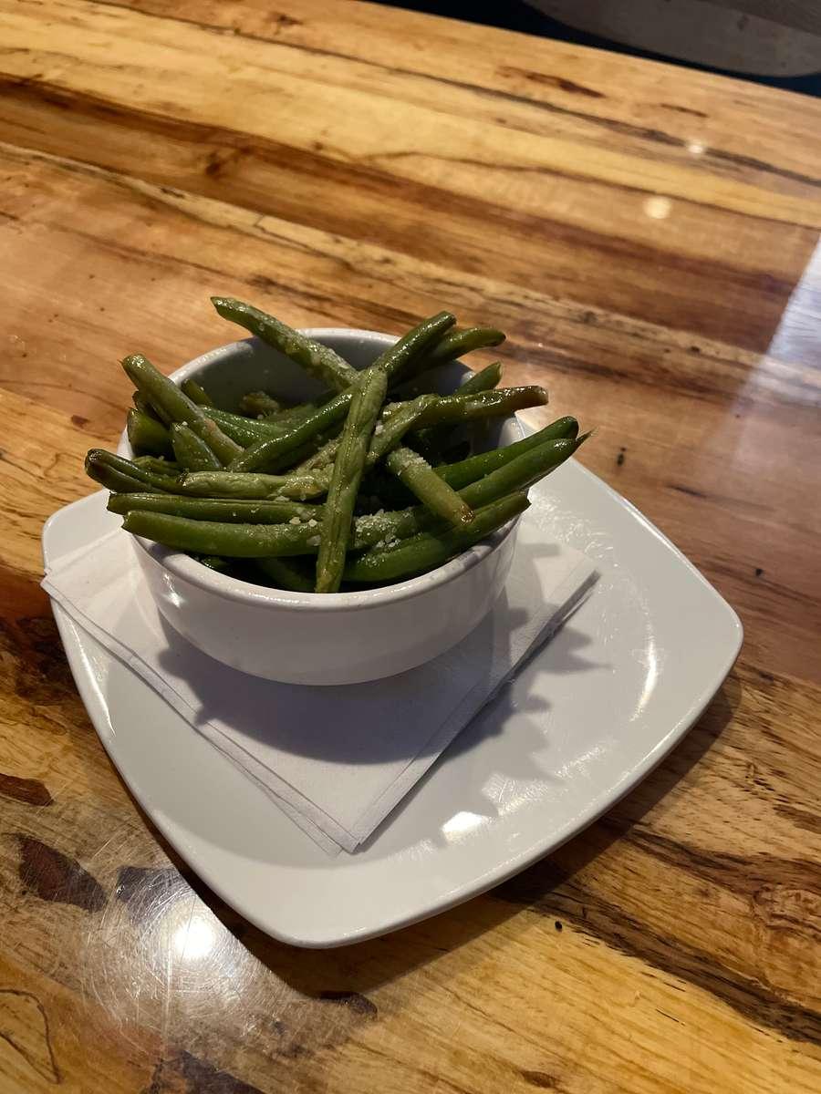 Garlic Butter Green Beans