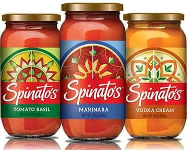 bottled sauces