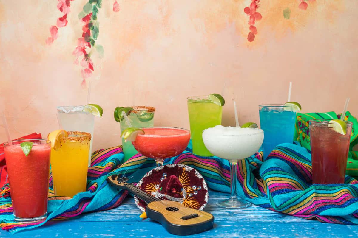 Fruit Margarita