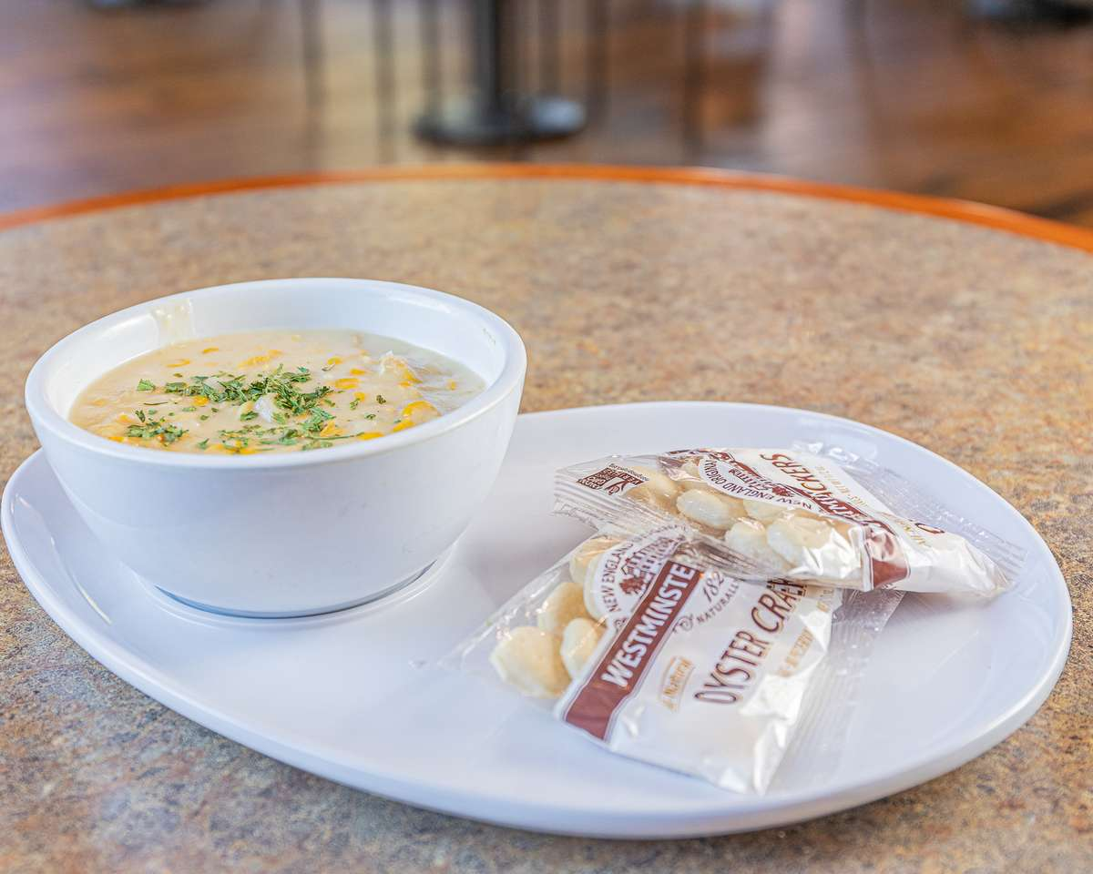 (Soup of the Day) Chicken Dumpling