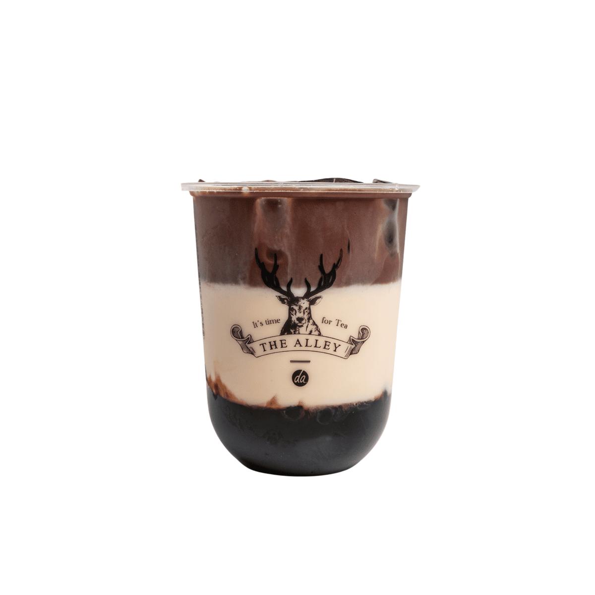 Cocoa Brown Sugar Deerioca Milk