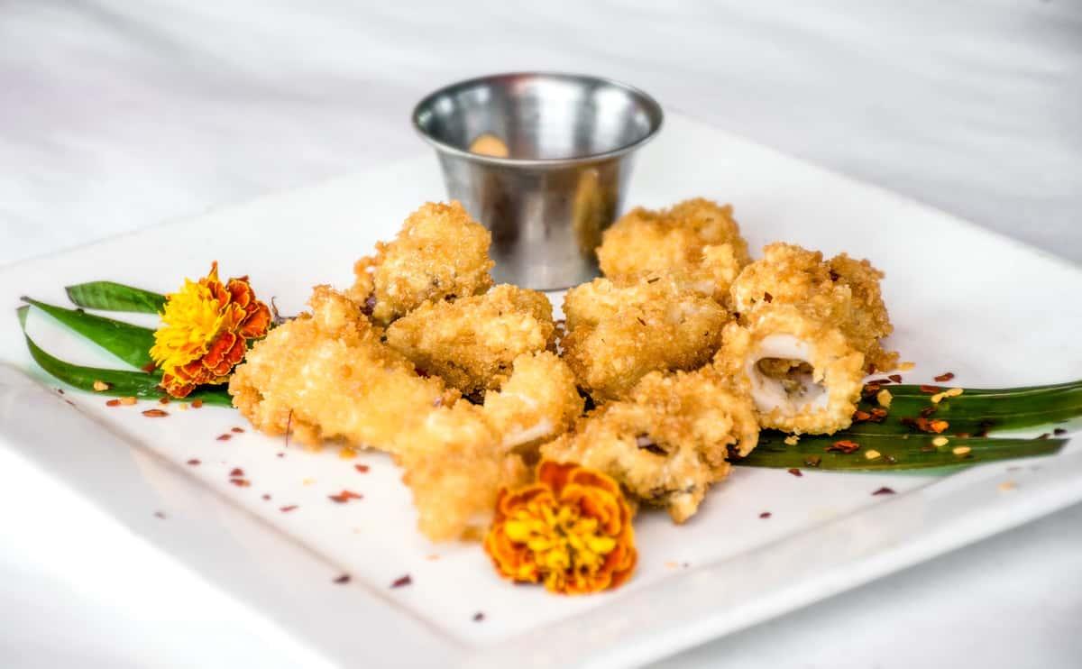 Fried Latin Calamari