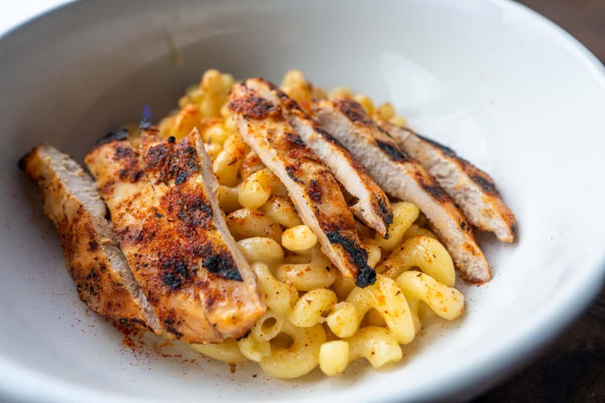 chicken mac