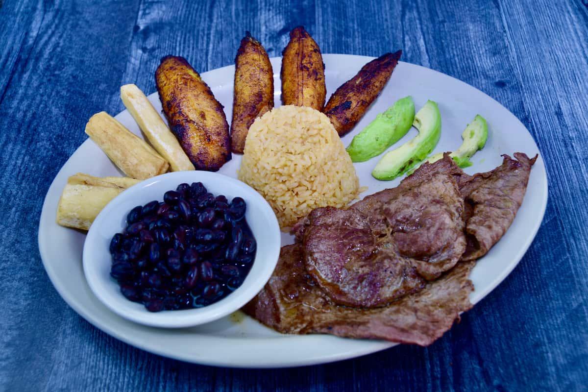 Carne Asada a la Caribena