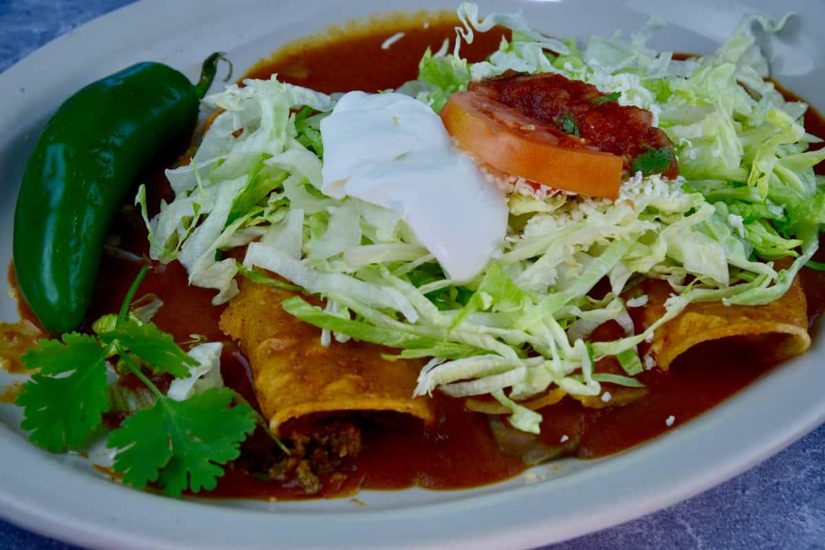 Enchilada Supremas