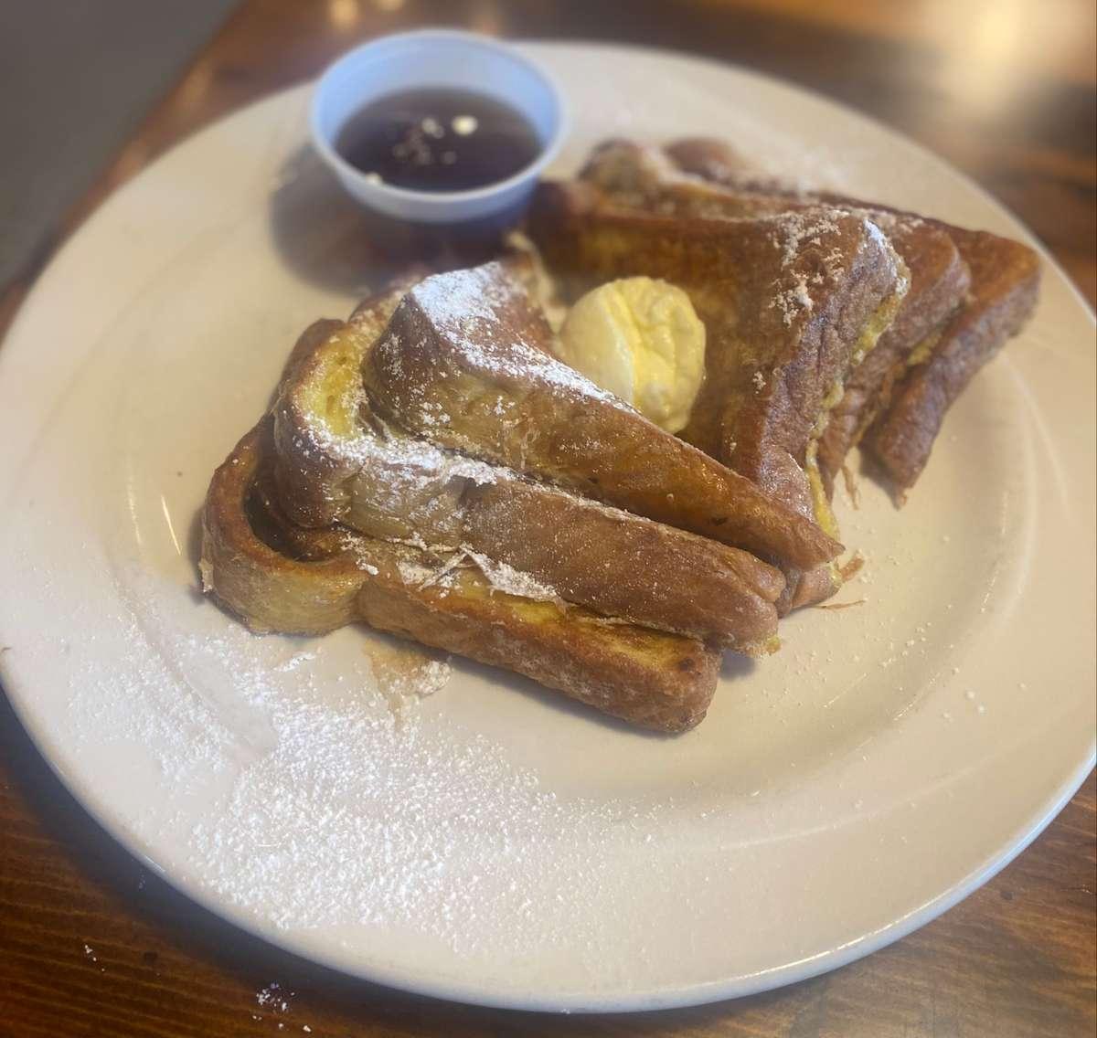Golden Crisp French Toast