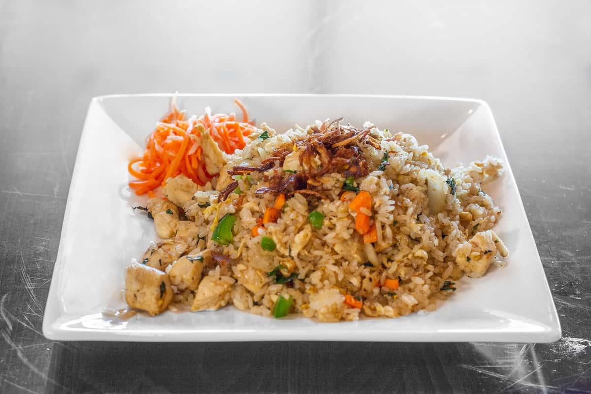R2. Chicken Fried Rice