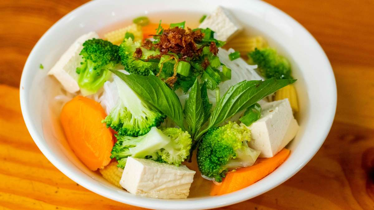Veggie Noodle Soup