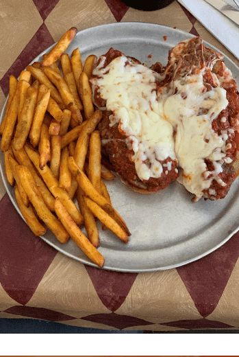 Sliced Meatballs with Meat Sauce