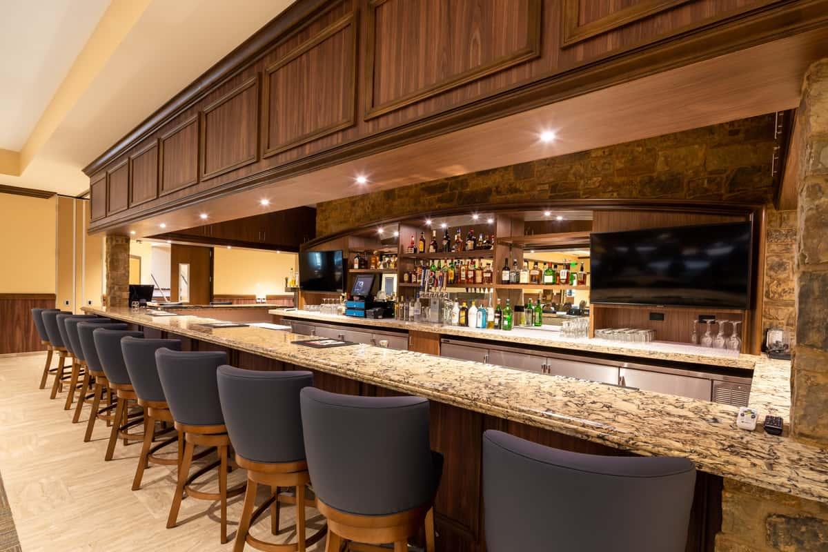 Interior Bar Dining