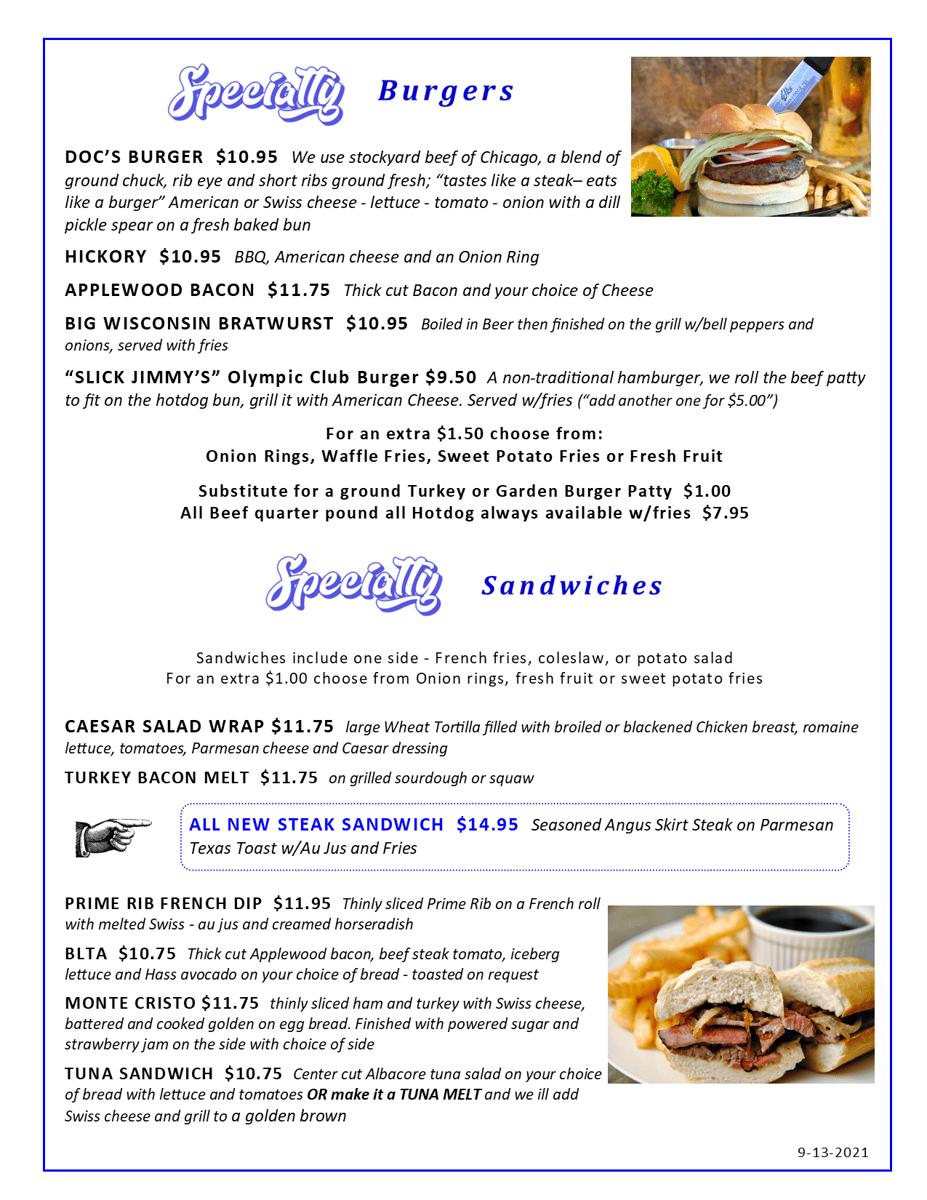 Lunch Menu (rev.9-13-21)