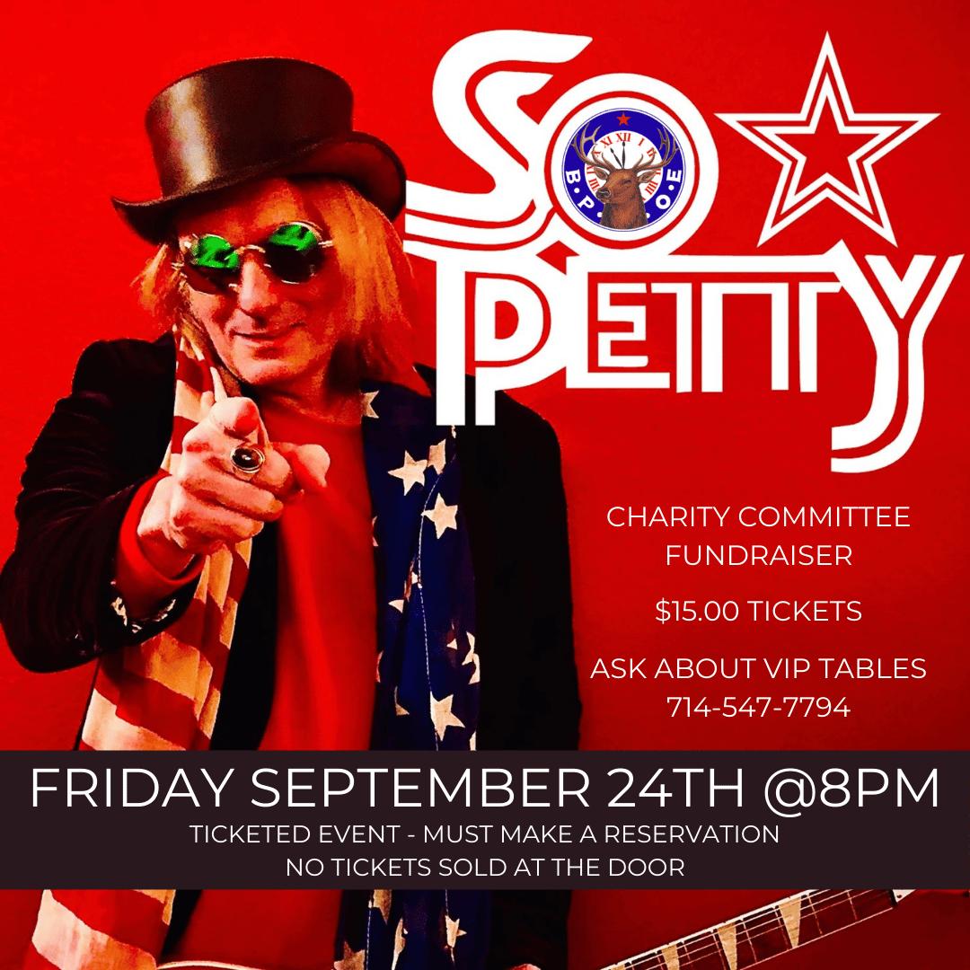 So Petty - Tom Petty Tribute Event