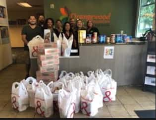 Orangewood Children's Shelter - Donations 2019
