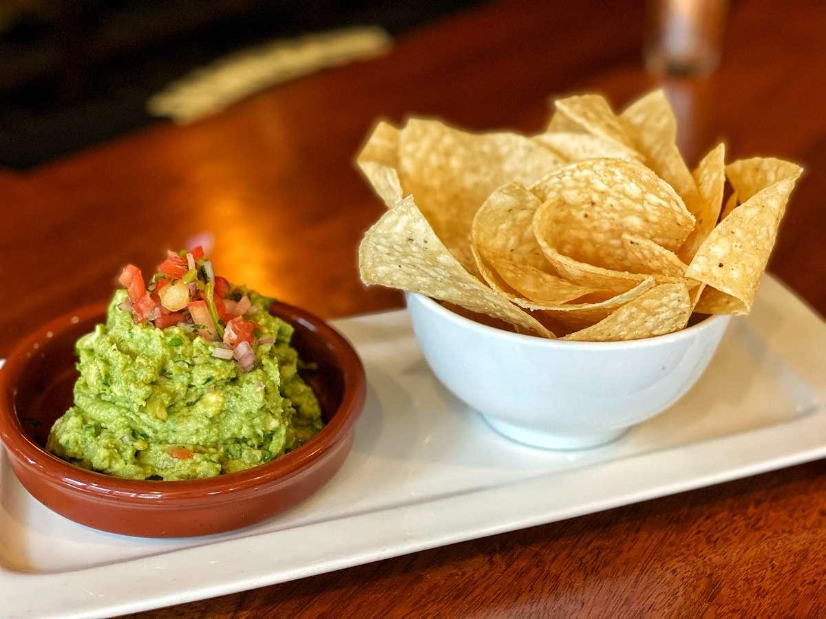 Fresh Made Guacamole + Chips