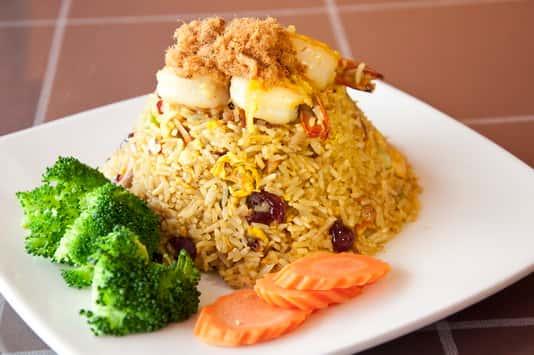 Pineapple Fried Rice