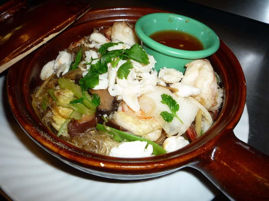 Noodle Delight (Poo Goong Oob Woonsen)