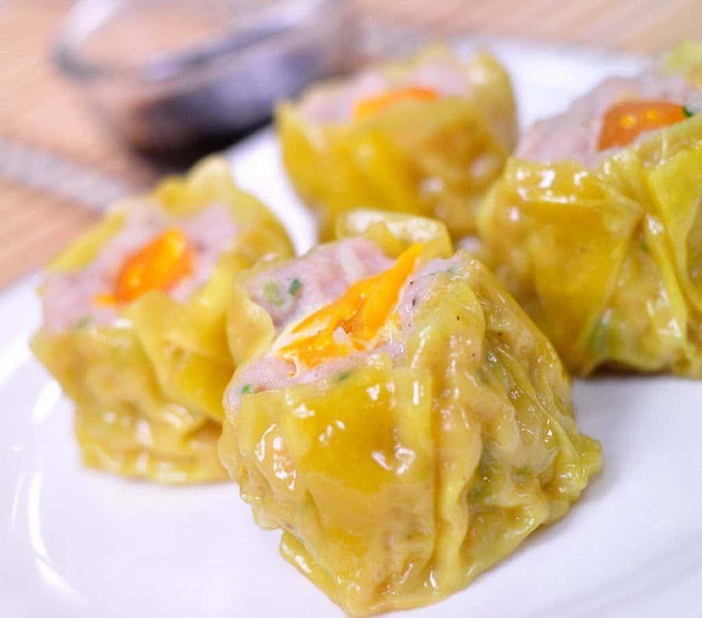 Steamed or Fried Thai Dumplings (5 Pcs)