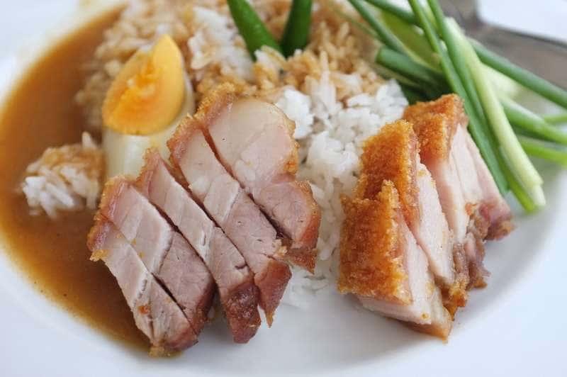 Khao Moo Krob