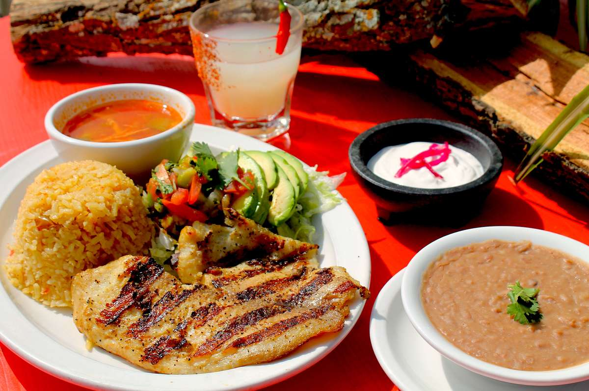 Mesquite-Grilled Tilapia Fillet