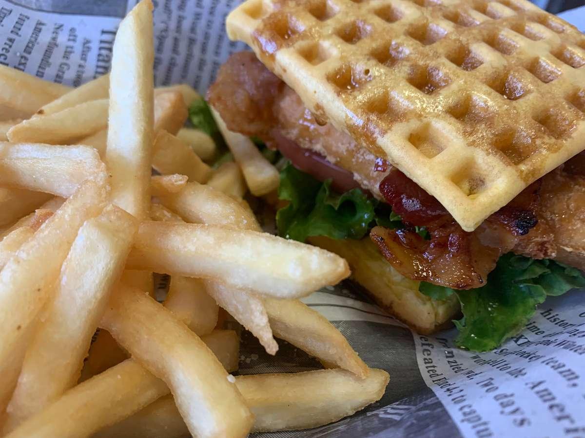 Chicken and WaffleBLT