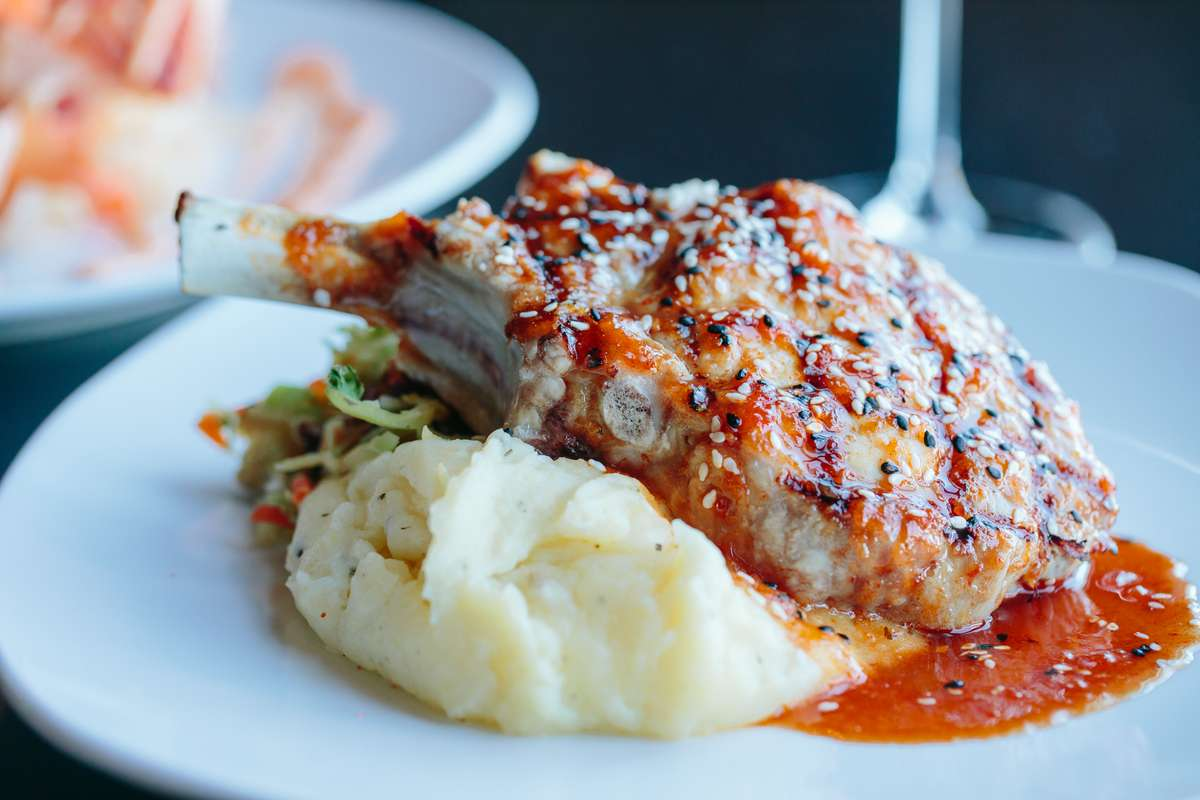 Thai Pork Chop