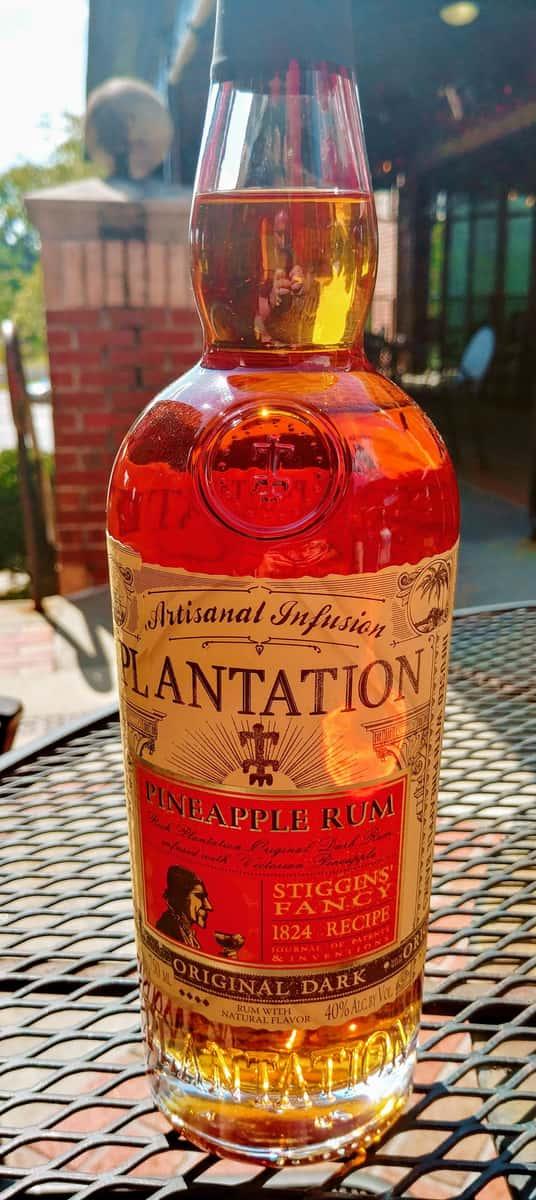Plantation Pineapple Rum