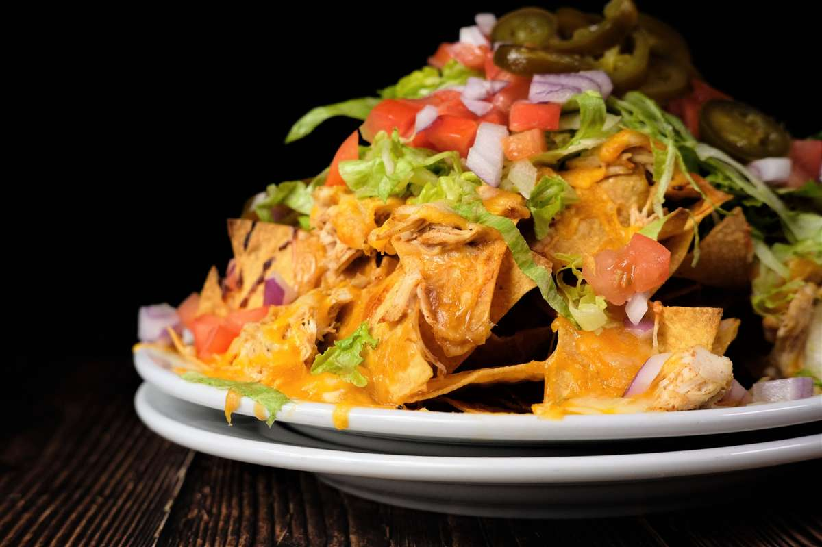 Big Bar Nachos