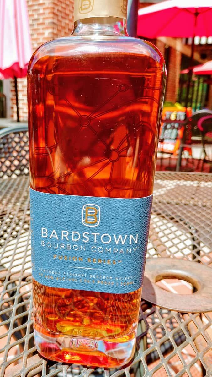 Bardstown Fusion Bourbon