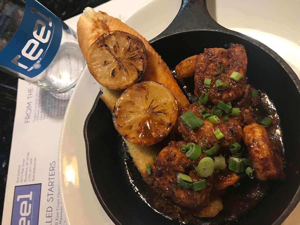 LA. BBQ Shrimp