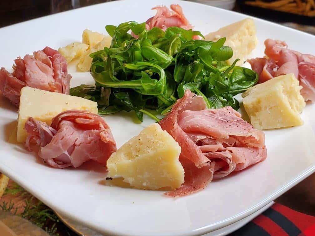 Appetizer Platter di Parma