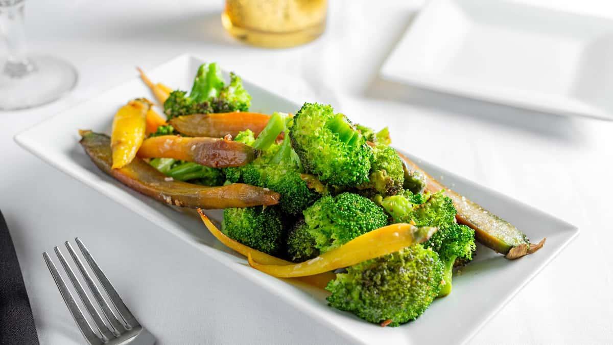 Roasted Veggie Medley