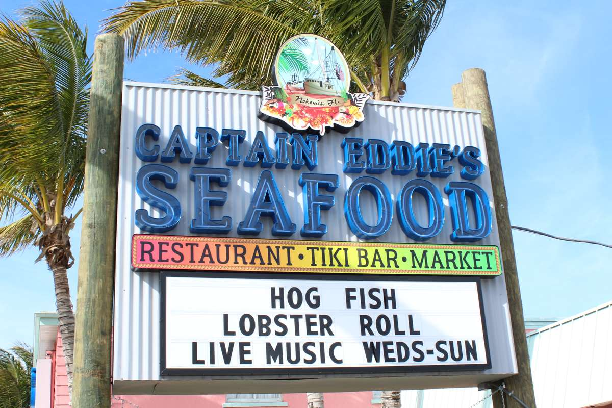 Captain Eddie's Seafood
